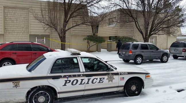 Tulsa Police: Man Shoots, Kills Man Outside Ex-Girlfriend's Apartment