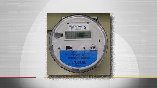 PSO Begins Installing Its New High Tech Electric Meters In Tulsa