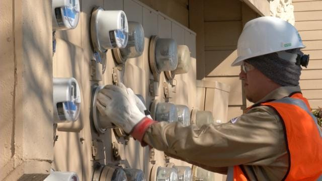 PSO Upgrading Tulsa With New Smart Meters