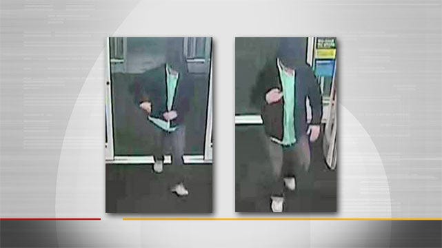 Police: Man Suspected In Two Tulsa Drug Store Robberies