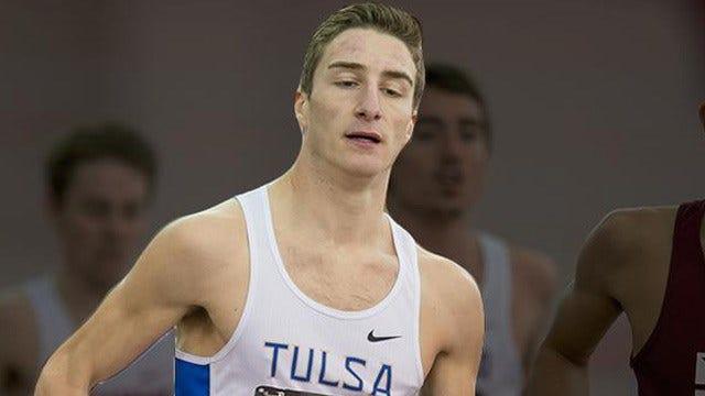 TU's Marc Scott Named AAC Track Athlete Of The Week