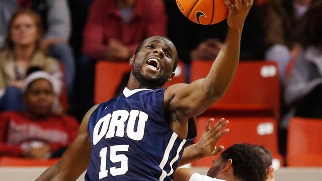 Emegano's 28-Point Game Leads ORU Past Omaha
