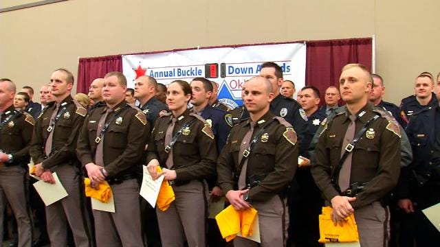 Oklahoma Cops Recognized For Road Safety