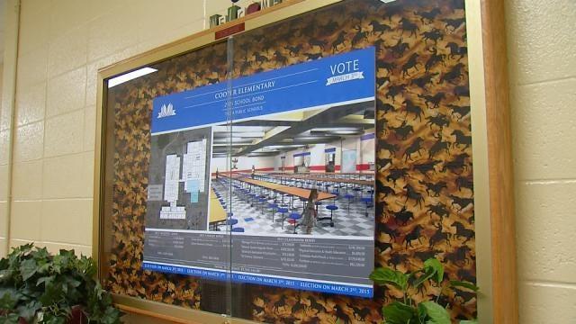 Tulsa Public Schools Bond Issue Covers Needs At Several School