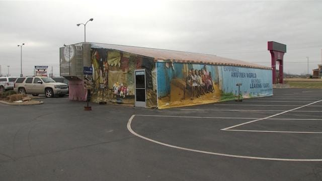Interactive Tour Gives Oklahomans A Look At Life In Kenya, Philippines