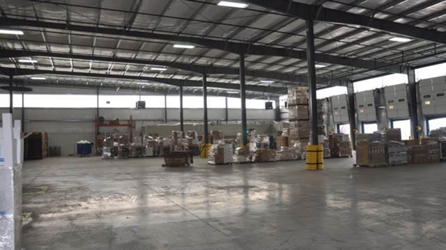 Kansas Company Opens Distribution Center In Miami