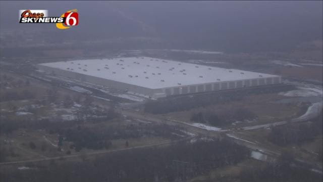 Macy's Starts Hiring Process, Gives Tour Of Owasso Distribution Center