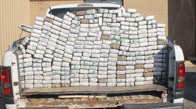 OHP: $1.5M Worth Of Marijuana Seized During I-40 Traffic Stop