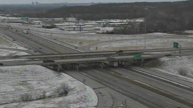 Tulsa Road Conditions Mostly Clear, But Beware Of Slick Spots