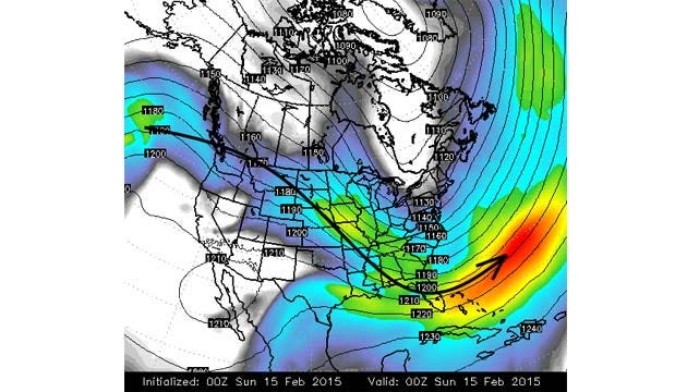 Dick Faurot's Weather Blog: Still More Winter Ahead