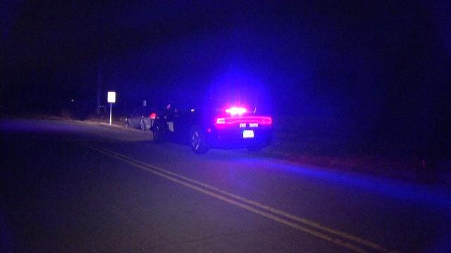 Two Arrested After OHP Chase On Creek Turnpike
