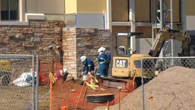 ONG Stops Gas Leak On University Of Tulsa Campus