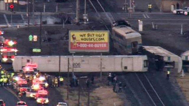 Southern California Train Derailment Leaves Dozens Injured, 4 Critical