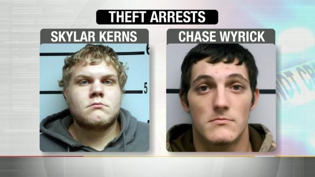 Two Arrested In Connection To Thefts On Grand Lake Yachts