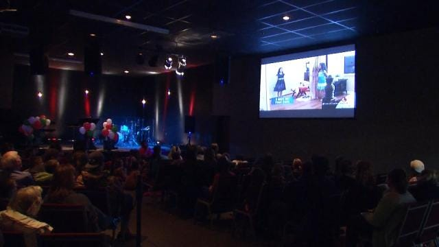 Watch Party Held As Oklahoma Child Genius Reaches Quiz Show Finale