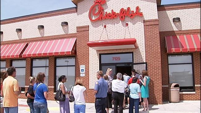 Chick-Fil-A Coming To Midtown Tulsa, Rep Confirms