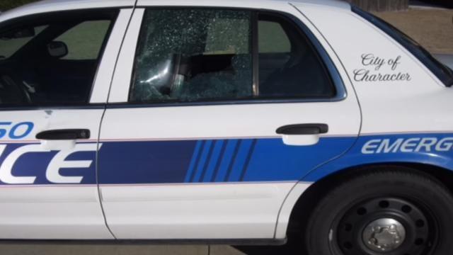 Owasso Police Suspect Teens Responsible For Patrol Car Vandalism