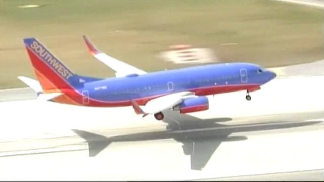 Southwest Airlines Grounds 128 Planes Due To Missed Inspections