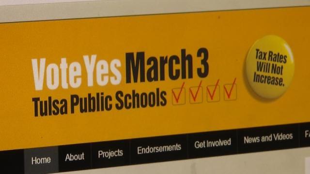 Citizens For Better Education Urge Multi-Million Dollar School Bond For TPS