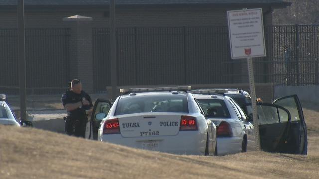 Police Arrest Tulsa Man After Police Pursuit Near Union High School