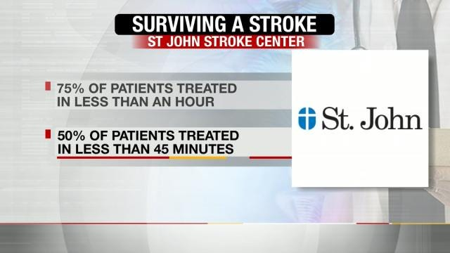 St. John Stroke Center Leads The Way In Saving Lives, Doctor Says