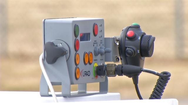 The City Of Muskogee Considers Emergency Communication System