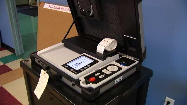 Voters In NE Oklahoma Head To Polls Tuesday