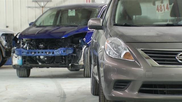 Local Collision Center Advises Simple Method That Helps Prevent Cars From Corroding During Winter Weather