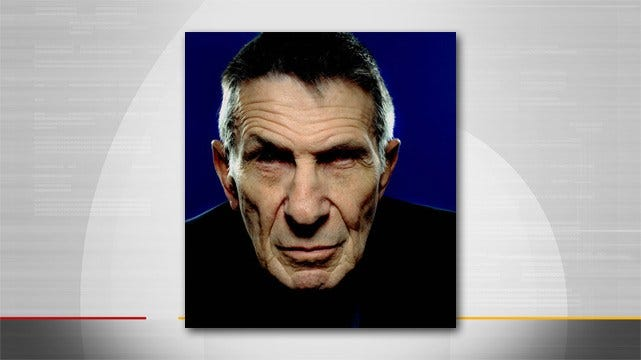 Star Trek's Leonard Nimoy Dead At 83