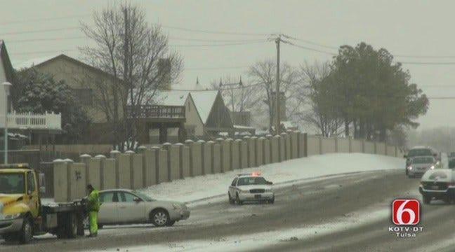 EMSA Treats Six For Cold Exposure, Responds To Dozens Of Wrecks
