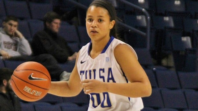 Grovey Leads Tulsa To 55-52 Win Over Tulane