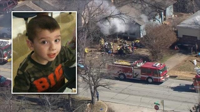 Boy Hurt In Tulsa House Fire Undergoes Surgery In Texas