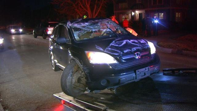 Tulsa Police Arrest Driver Following Rollover Crash