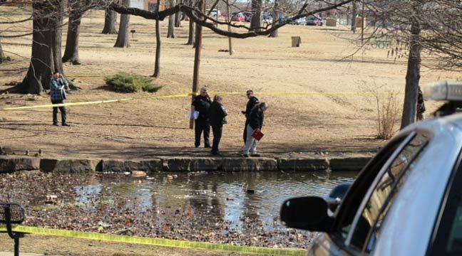 Tulsa Police Investigate After Body Found In Owen Park