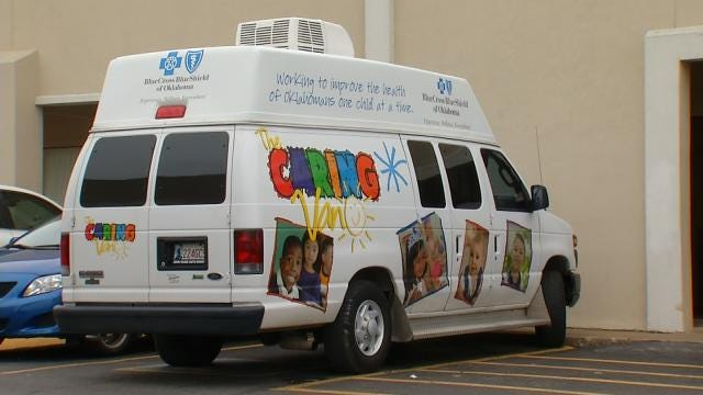 Caring Van Offers Free Flu Shots For Qualifying Oklahomans