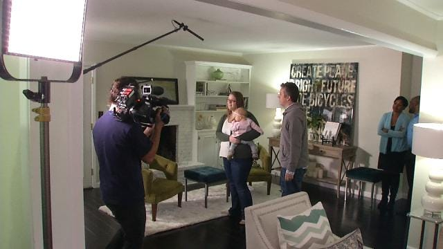 Oklahoma Couple Featured In Upcoming HGTV Series
