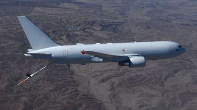 Tinker Officials Announce Land Acquisition For New Air Force Aerial Tanker