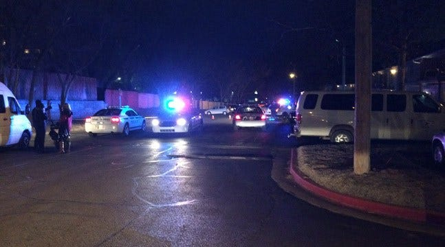 Tulsa Police: Security Guard Shoots Man Who Tried To Run Him Down