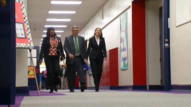Tulsa Teachers, Students Meet Next Superintendent