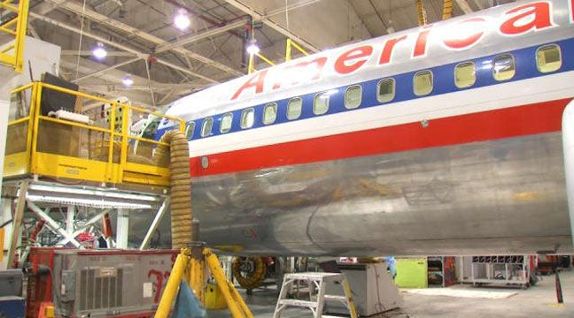 Union: American Airlines Tulsa Engine Shop To Lose Jobs