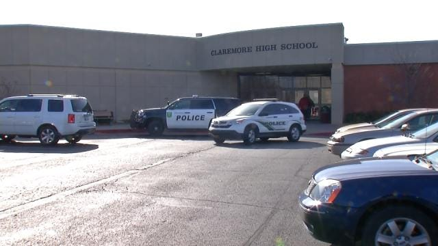 Claremore High School Students Questioned About Twitter Shooting Threat