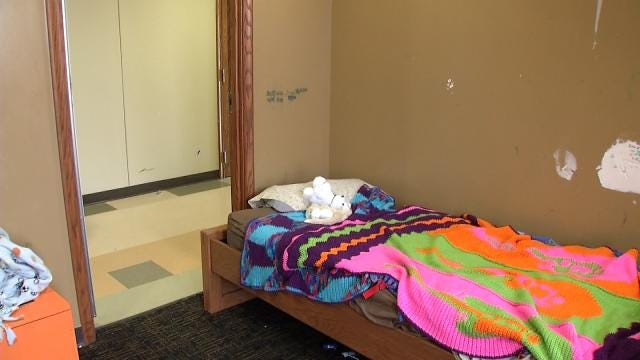 Nonprofit Helps Tulsa Kids Get Ready For Transition When Shelter Closes