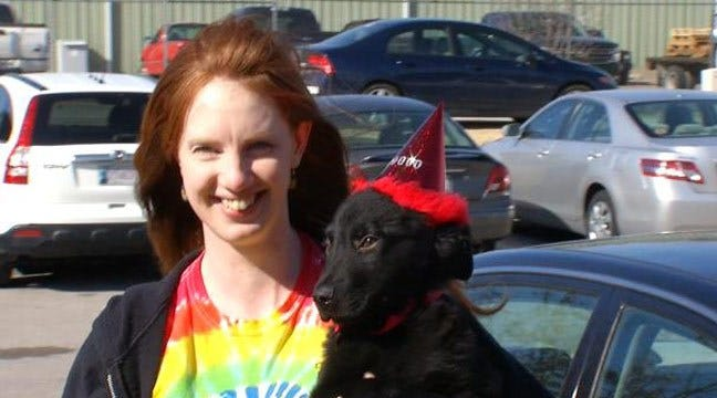 10,000th Animal Rescued By Tulsa Animal Rescue Foundation