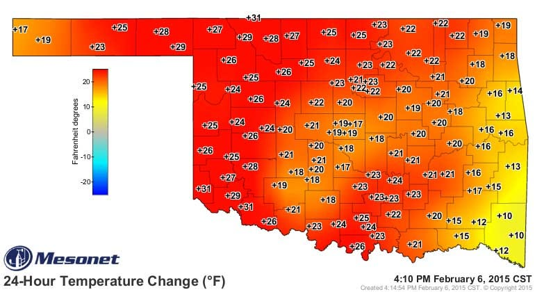 Dick Faurot's Weather Blog: Early Taste Of Spring This Weekend