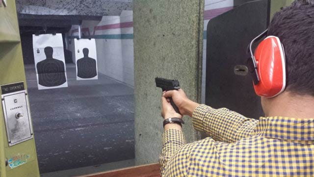 Loophole Allows Handgun License Without In-Person Training