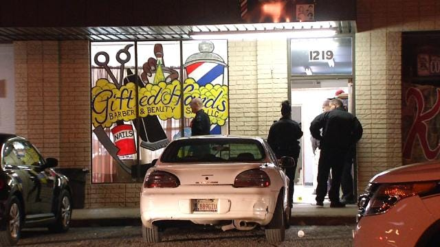 One Dead, Three Wounded In Tulsa Barber Shop Shooting