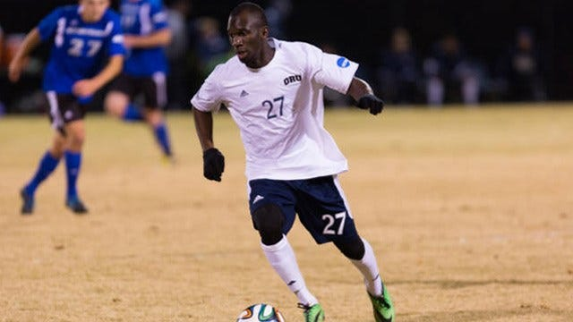 ORU Soccer Senior Perry Brooks Receives National Tryout Invite