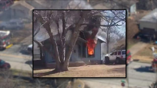 Tulsa Fire Department Releases Information In Two Fires