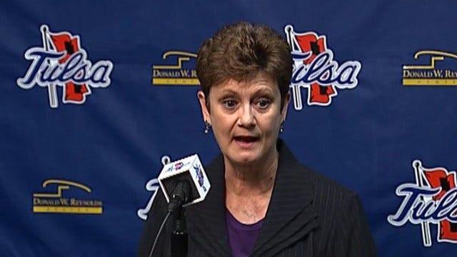 TU Women Seize 67-51 Win Over Houston