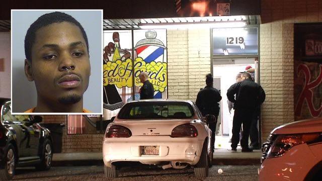 Tulsa Police Make Arrest In Barber Shop Murder